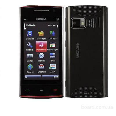 Nokia X6 копия Цена 950 грн