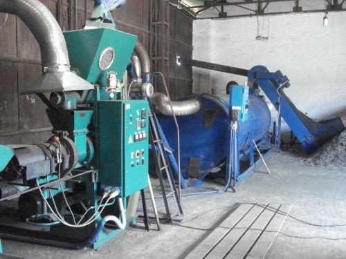 Выбор помещения для производства топливных брикетов.