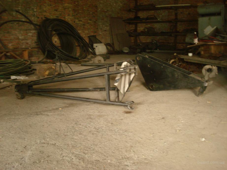 Отвалы коммунальные для тракторов МТЗ Беларус