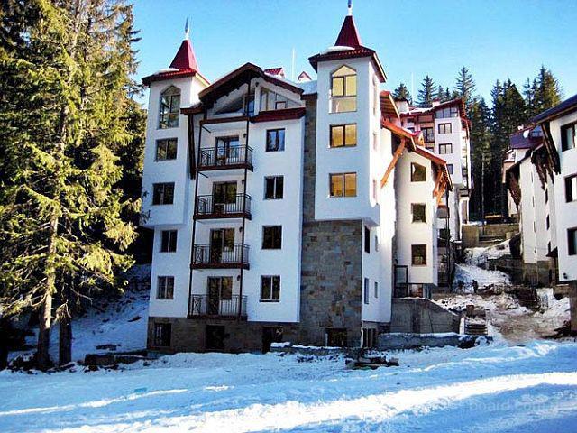 Квартиры в болгарии горнолыжный