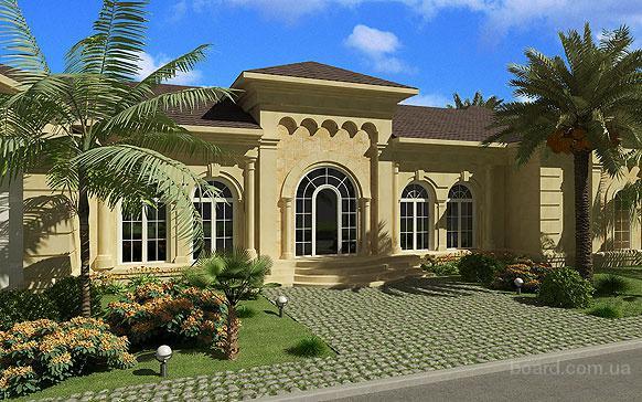 Проектирование и строительство домов под ключ.