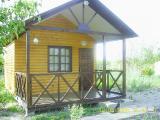дача домик деревянный
