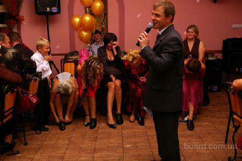 Тамада и музыка на свадьбу,выпускной,день рождения