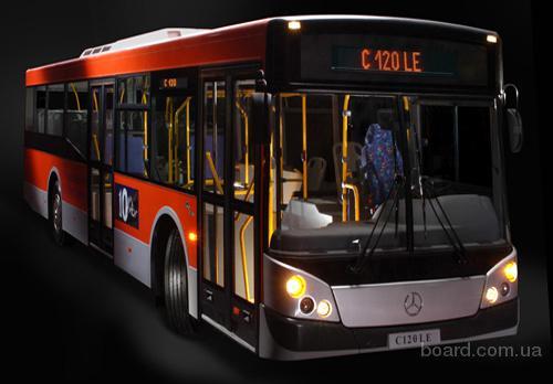 Комфортабельный городской автобус первого класса, предназначен для...