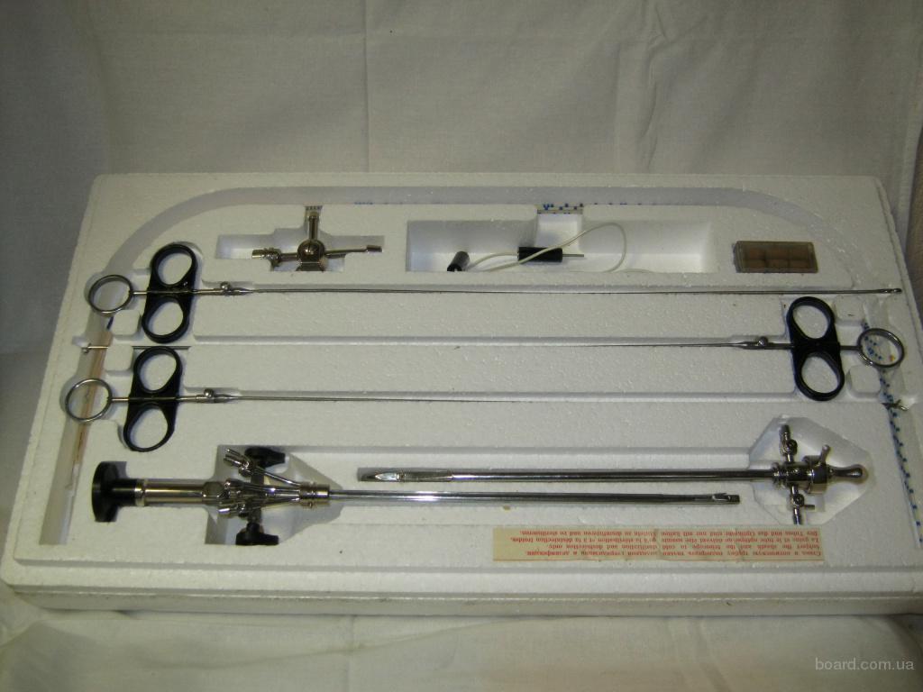 цистоскоп операционный  цио—вс—2 с волоконной опт