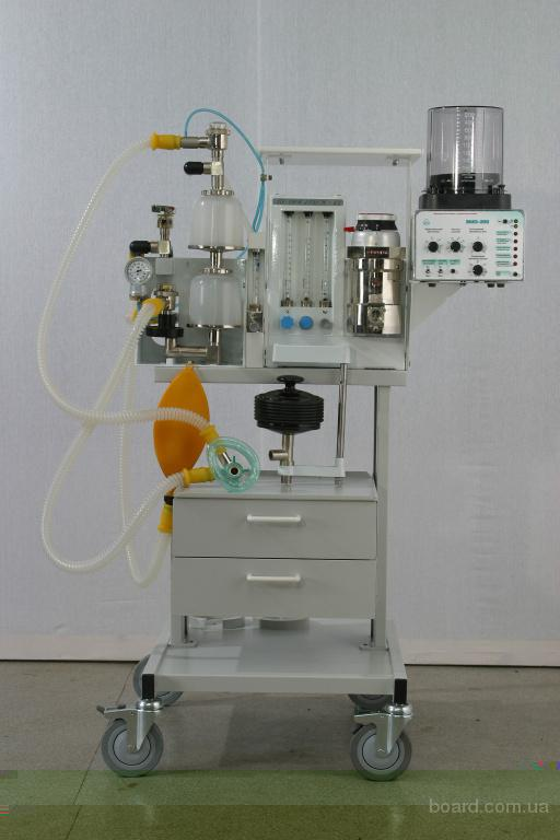Аппарат ингаляционного наркоза АИН-1 Полинаркон-12