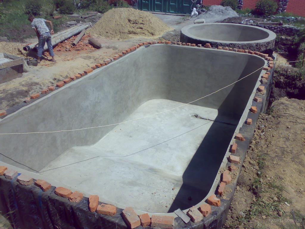 Изготовление бассейнов своими руками фото 926