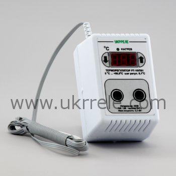 Терморегулятор для инкубатора (2,2кВт) РТ-10/П01
