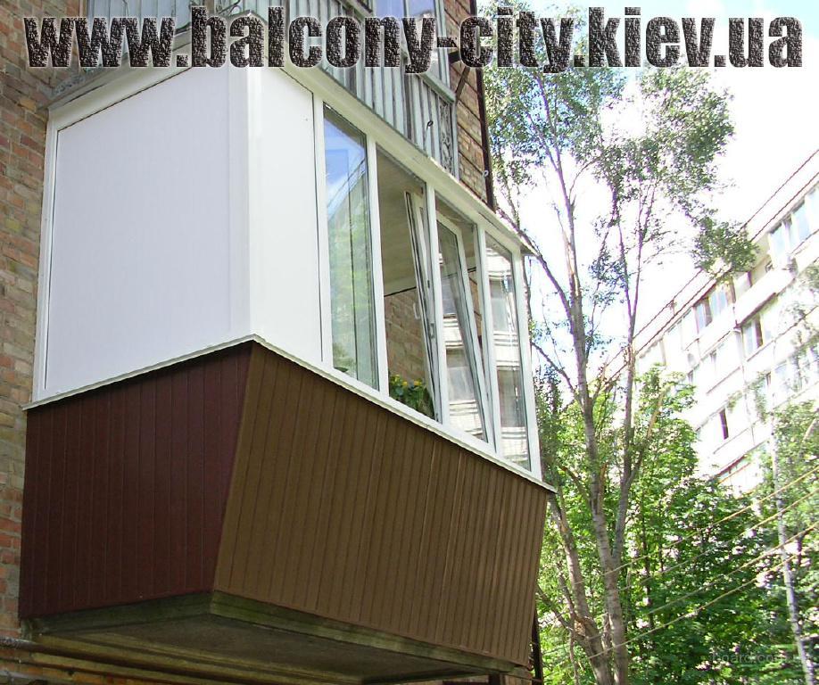 Балконы под ключ прочее в киев, украина. - ремонтно-строител.