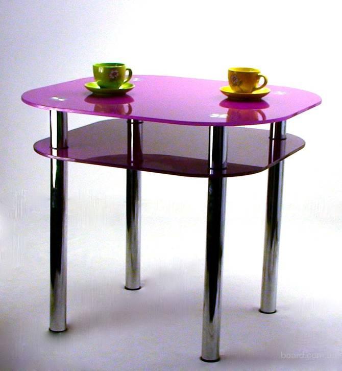 Продам обеденный стол - стеклянный