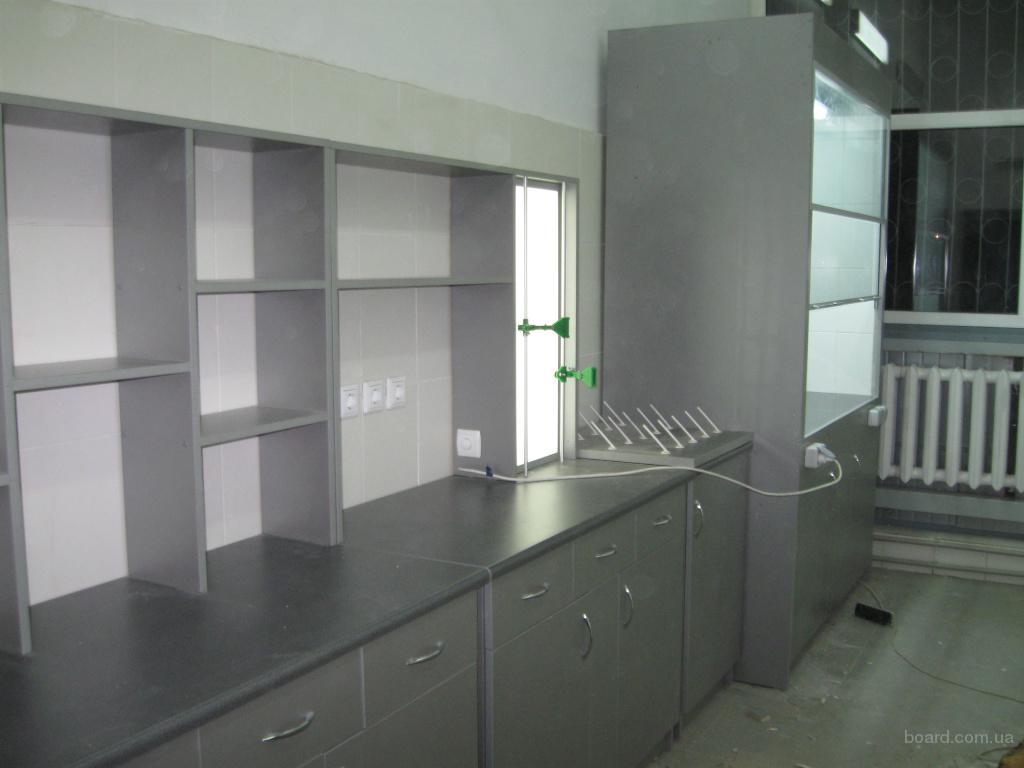 Лабораторная мебель от производителя