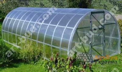 Компания GTconcept предлагает теплицы под поликарбонат.  Теплица имеет арочную форму металлического оцинкованного...