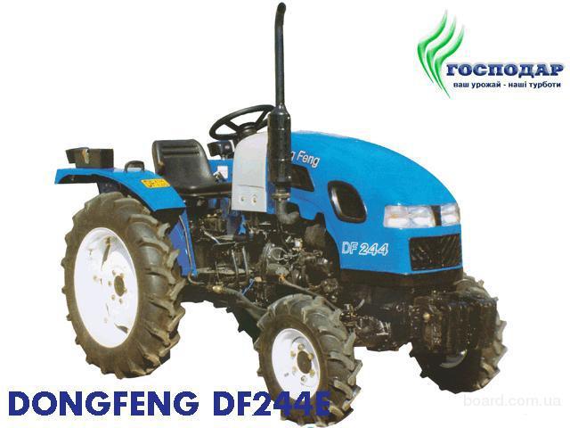 Продажа тракторов и мини тракторов: XINGTAI (СИНТАЙ) ; DONGFENG (ДОНГФЕНГ) ; EUROPARD-FOTON