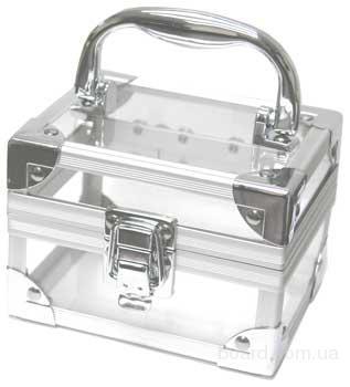 Бьюти-кейсы, сумки для косметики, чемоданы для визажистов.