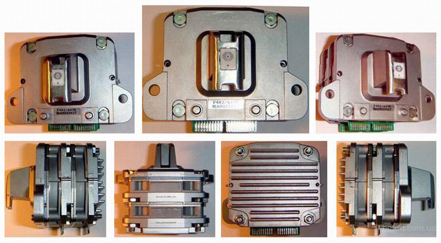 Типичные неисправности печатающей головки последовательно-матричного принтера Epson DFX 9000.