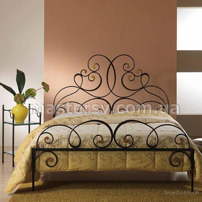 Кованые кровати в интернет-магазине MasterSV в Украине