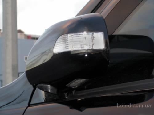 Продам зеркала с повторителями поворотов для Toyota Prado 120 (под...