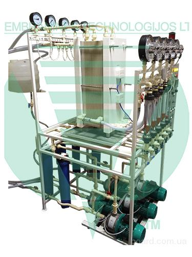 Электромембранное оборудование для щелочного гидро