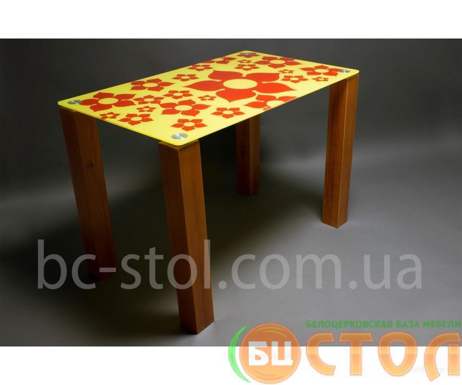 Обеденный стол стеклянный, круглые стеклянные столы для кухни, стеклянные столики для кухни