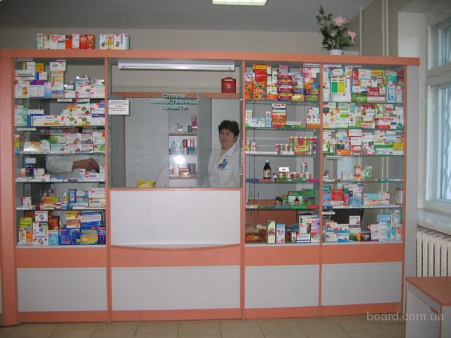 Мебель для аптеки от производителя - аптечная мебе