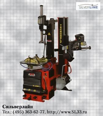 Продажа оборудования для шиномонтажа.  Сильверлайн.