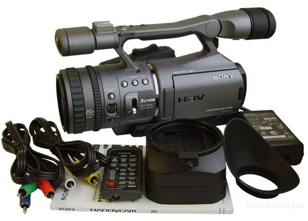 Профессиональные видеокамеры sony 2013 6