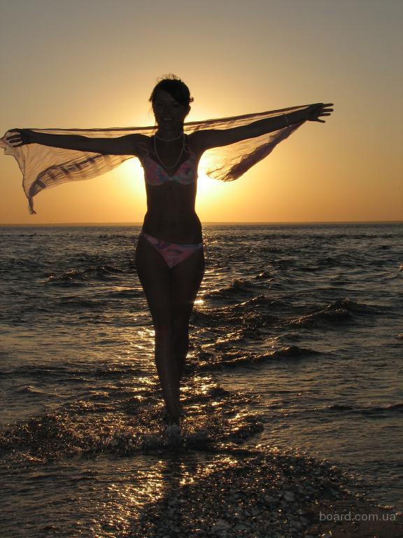 Отдых на море кинбурнская коса