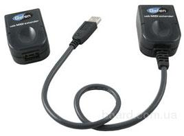 Удлинитель линий USB (мышь, клавиатура, MIDI) 5Cat