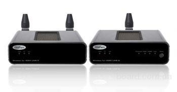 Беспроводной усилитель цифровых HDMI сигналов