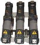 ВМП-10 - Масляные выключатели Выключатели типа ВМП-10 относятся к малообъемным масляным выключателям.