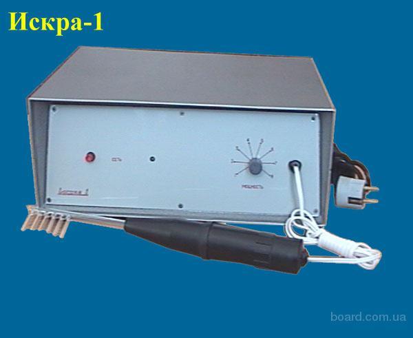 Искра-1 аппарат для местной дарсонвализации лампов