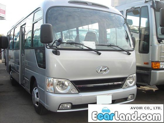 HYUNDAI County Long (Корея) Малы…