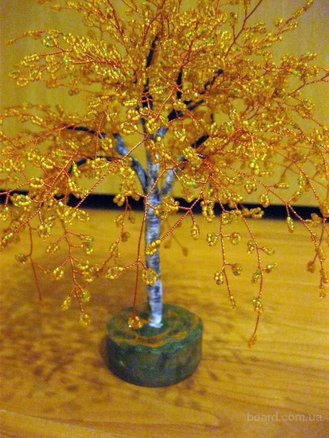 Деревья из бисера. продам.