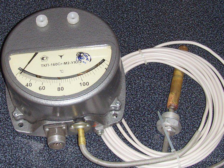 манометрические термометры, манометры, приборы КИП