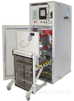 Комплектные распределительные устройства (КРУ) 6(10) кВ серии D-12PT предназначены для приема и распределения...