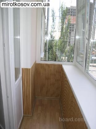 Пора отремонтировать ваш балкон