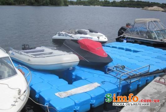 стоянка для лодок и катеров в новосибирске
