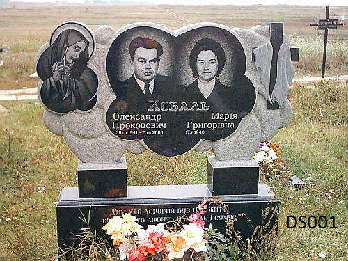 Памятники и другие изделия из гранита