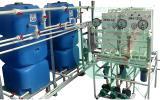 Очистка щелочесодержащих сточных вод безреагентным способом.