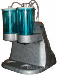 Оборудование для кислородных коктейлей.