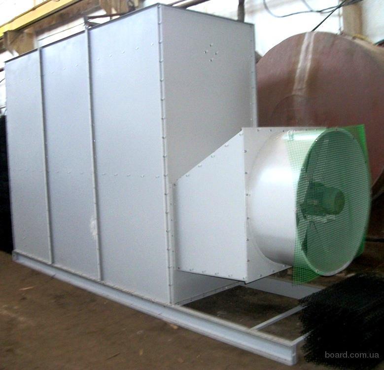 62. Градирни  вентиляторные  малогабаритные производительностью 60м.куб