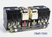 Пускатель реверсивный без металлической оболочки, без теплового реле, со степенью защиты IP00, c переменным током...