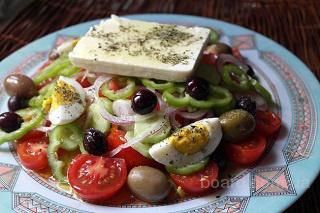 """Рецепты салатов на сайте """"Как вкусно"""""""