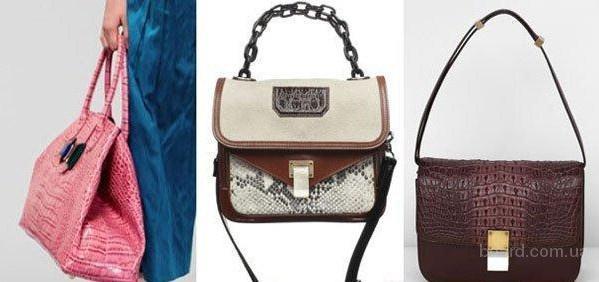 Фотографии Супер стильные женские сумки оптом.