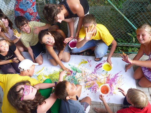 Творческие конкурсы для летнего лагеря в школе
