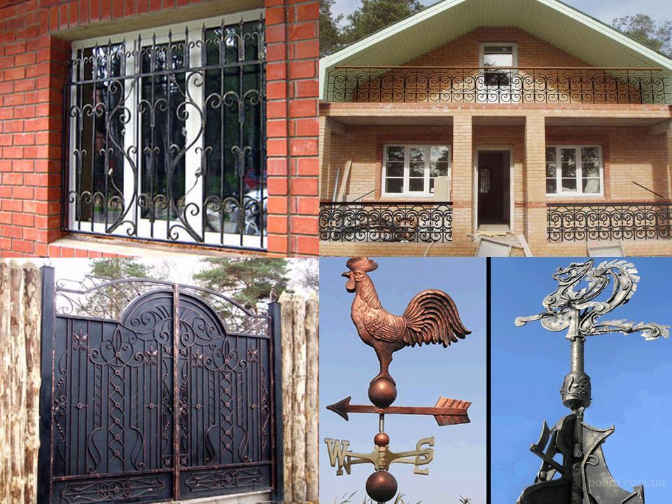 Ворота калитки из метала в киеви и киевской области фото размеры профлиста для забора ширина