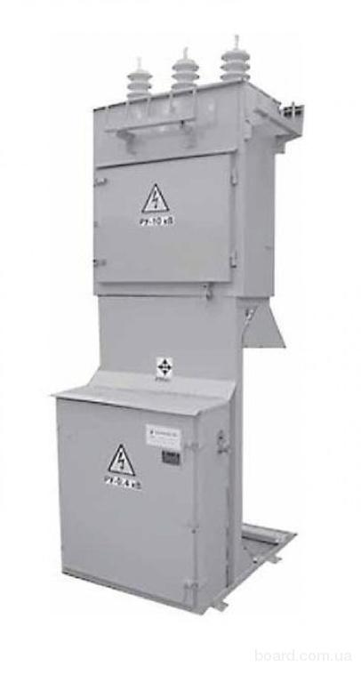 """""""Стальресурс-Энерго """" производит комплектные трансформаторные подстанции (КТП) всех типов от 25кВА до 1000кВа..."""