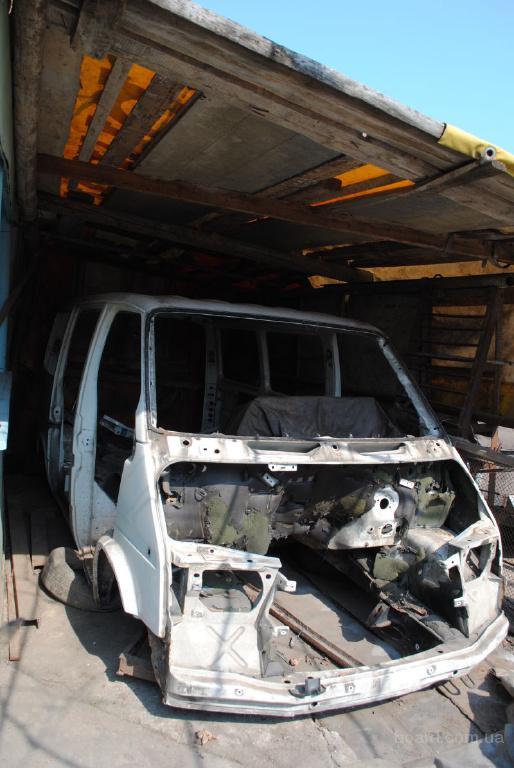 Кузовной ремонт форд транзит своими руками видео