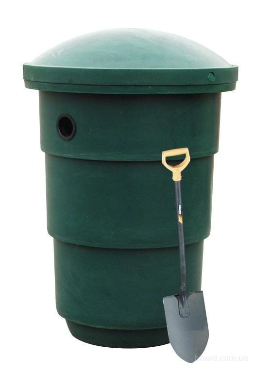 автономная канализация для частного дома тверь