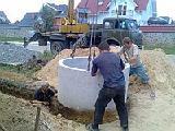 Копка колодцев и канализаций